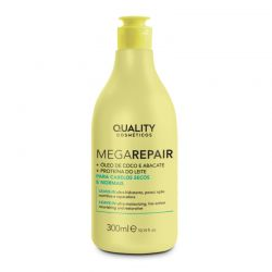 Leave-in Cabelos Secos e Normais Mega Repair 300ml