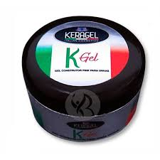 Gel Para Unhas - Keragel 30g Gel Construtor (alongamento) Uv/led