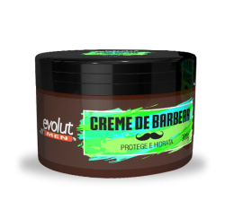 CREME DE BARBEAR EVOLUT MEN
