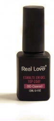 Esmalte Top Coat Real Love 12ml NO  (cleanse)