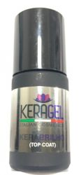 Kerabrilho brilho selante uv keragel top coat original